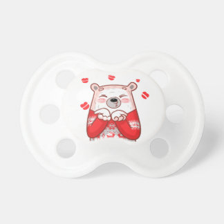 Pampu Love Baby Pacifiers