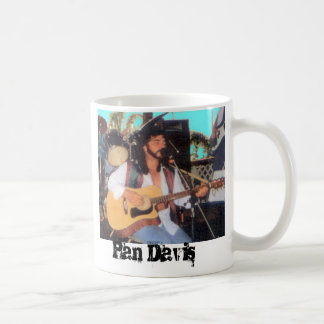 Pan Davis Mug