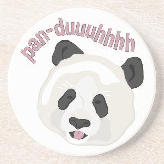 Pan-duuuhhhh Coasters