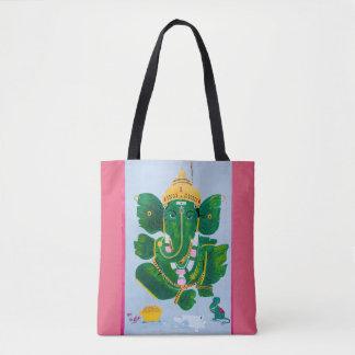 Pan Leaf Ganesh Tote