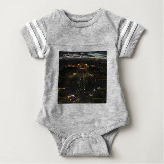 pan of paris baby bodysuit