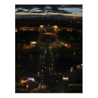 pan of paris postcard