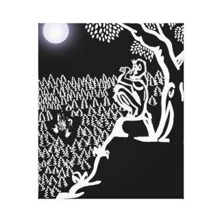 Pan Serenade Canvas Print
