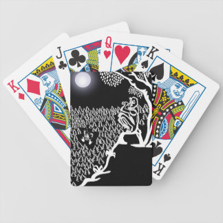 Pan Serenade Poker Card