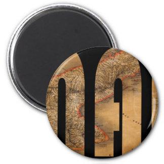 panama1864 magnet