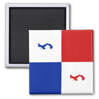 Panama Banner Magnet