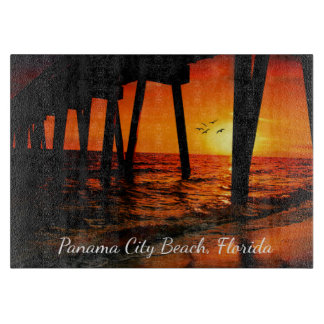 Panama City Beach Cutting Board