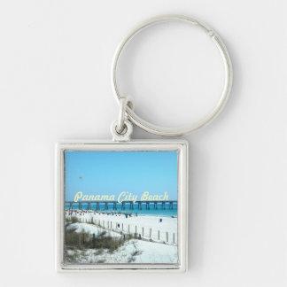 Panama City Beach Florida Keychain