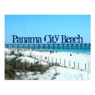 Panama City Beach, Florida Postcard