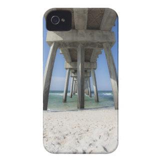 Panama City Beach Pier iPhone 4 Case-Mate Cases