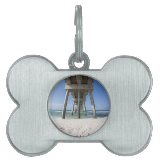 Panama City Beach Pier Pet ID Tag