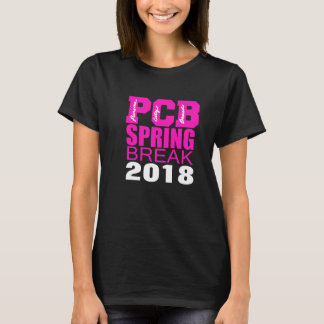 Panama City Beach Spring Break 2018 T-shirt