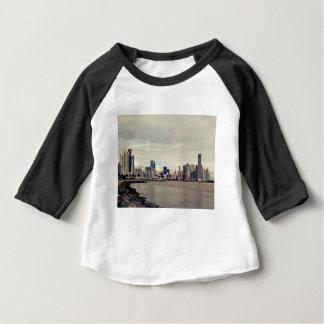 Panama City Skyline Baby T-Shirt