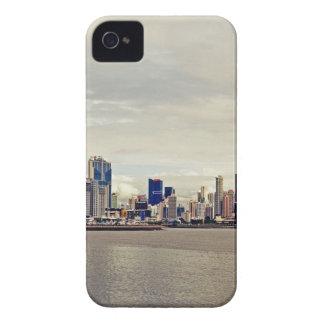 Panama City Skyline Case-Mate iPhone 4 Case