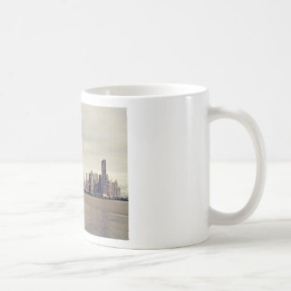 Panama City Skyline Coffee Mug