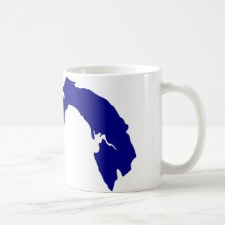 Panama Map Coffee Mug