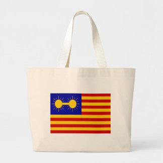 Panama Varilla Proposal Flag Tote Bag