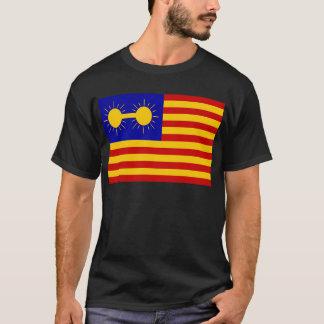 Panama Varilla Proposal Flag T-Shirt