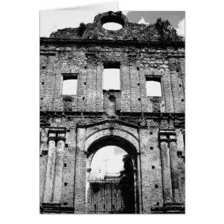 Panama Viejo Card