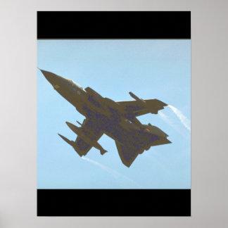 Panavia PA-200 Tornado IDS_Aviation Photography II Poster