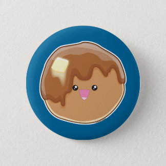 Pancake! 2 Inch Round Button