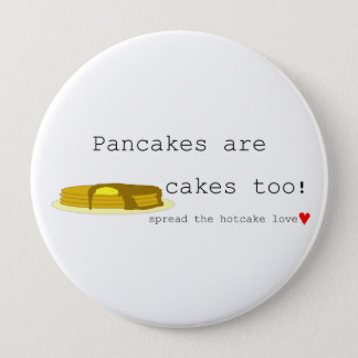 Pancake Button Button