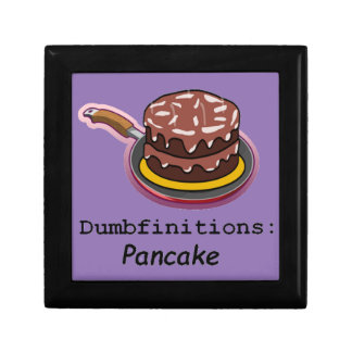 Pancake  Dumbfinitions Gift Box