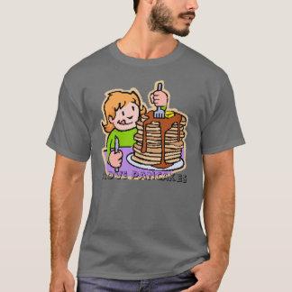 Pancake, I Love Pancakes T-Shirt