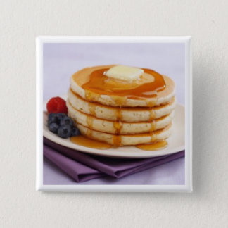 pancakes 2 inch square button