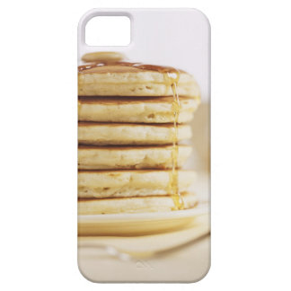 Pancakes and Melting Maple Syrup iPhone 5 Case