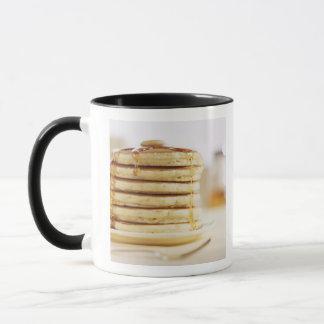 Pancakes and Melting Maple Syrup Mug