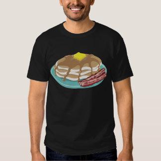 Pancakes Bacon Tee Shirt