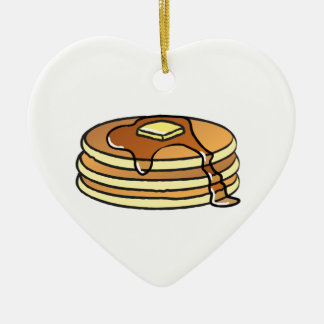 Pancakes - Christmas Tree Ornament