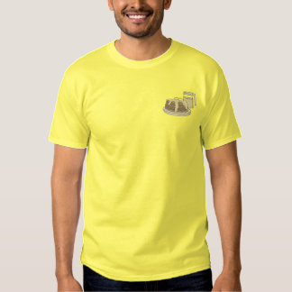 Pancakes Embroidered T-Shirt