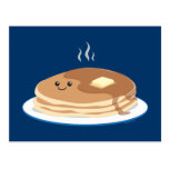 Pancakes Post Card