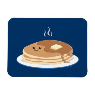 Pancakes Rectangular Photo Magnet