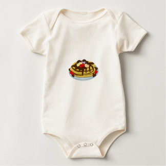Pancakes - Shrove tuesday Baby Bodysuit