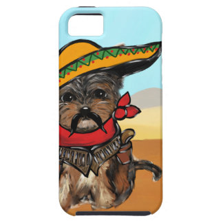 Pancho Yorkie Poo Case For The iPhone 5