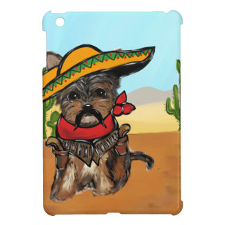Pancho Yorkie Poo iPad Mini Cover