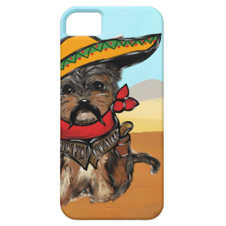 Pancho Yorkie Poo iPhone 5 Covers