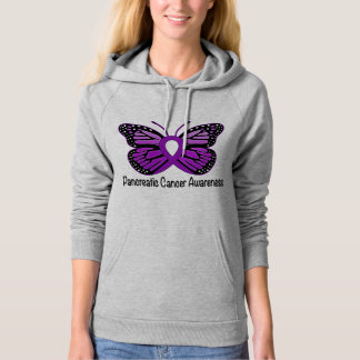 Pancreatic Awareness Butterfly of Hope Hoodie