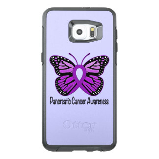 Pancreatic Cancer Butterfly OtterBox Samsung Galaxy S6 Edge Plus Case