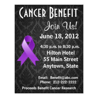 Pancreatic Cancer Personalized Benefit Flyer