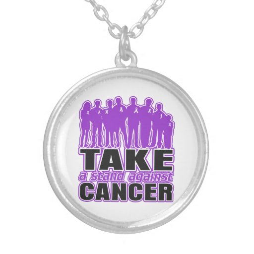 Pancreatic Cancer - Take A Stand Against Cancer Custom Jewelry