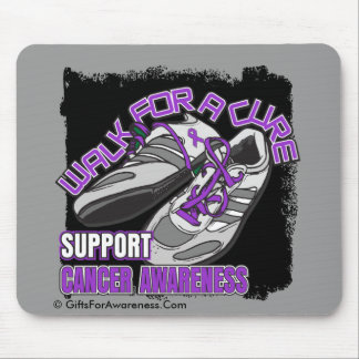 Pancreatic Cancer Walk For A Cure Shoes Mouse Pad