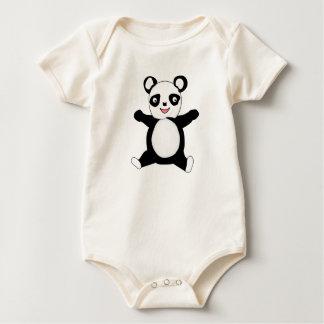 panda baby creeper