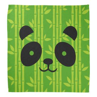 panda_bamboo kerchief