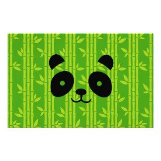 panda_bamboo stationery