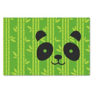 panda bamboo tissue paper