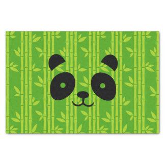 panda_bamboo tissue paper